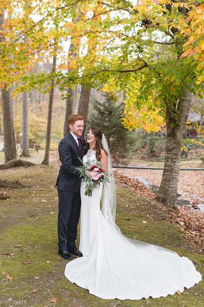 Christine + Camden Wedding