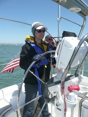 WSS - Women's Sailing Seminar 2013