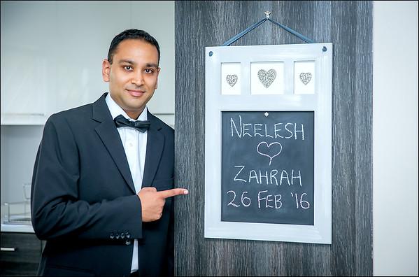Neelesh & Zahrah