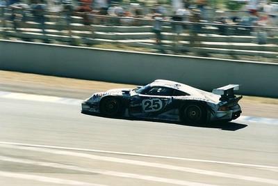 1997 Le Mans withPorsche GT1s