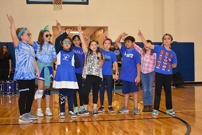 Pep Rally: Color Out Collinsville