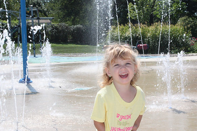 20100827 Sophia at the Park
