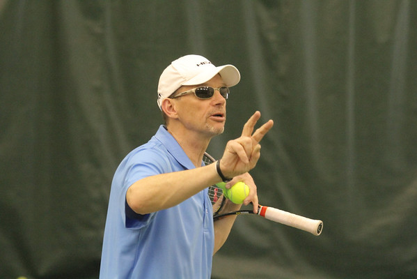 Tom Hopewell, Girls Tennis Team