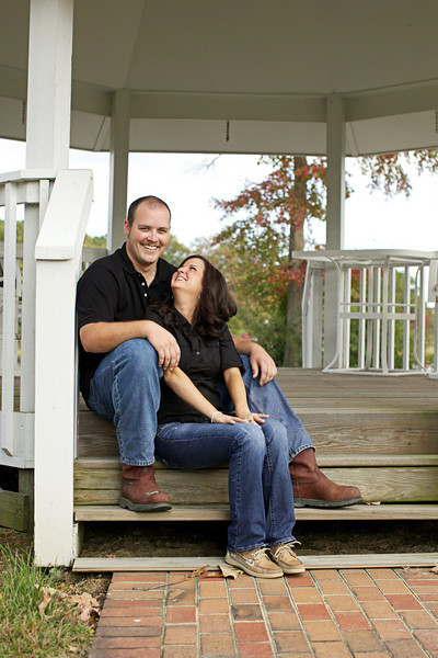 Katie and Chris