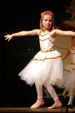 Angie the Angel - 2nd grade ballet