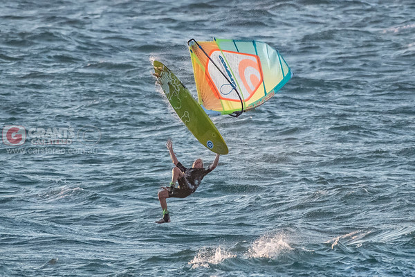 North Beach Windsurfing 22/03/2019