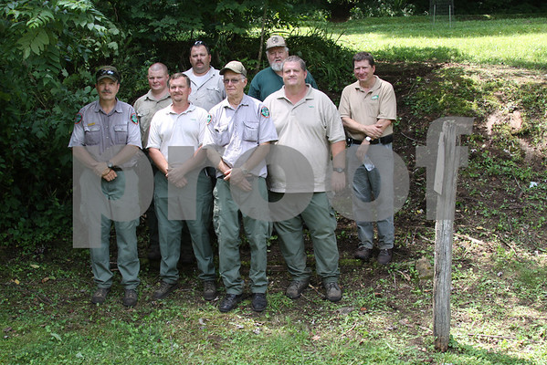 Crews Prepare to Reopen Pat Alderman Nature Trail - August 2013