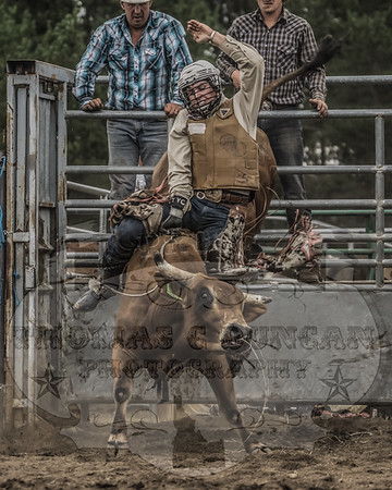 Elite Pro Bullriders - Donnelly ID - Sunday