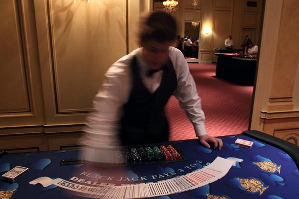 Southwestern Casino Night - 9/22/12