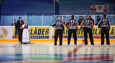 Norway vs Latvia, 17. March 2015