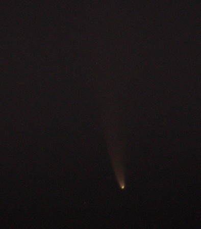 2020-07-09 NEOWISE Comet