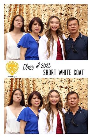 Charles R. Drew University Short White Coat Ceremony (Studio Booth)