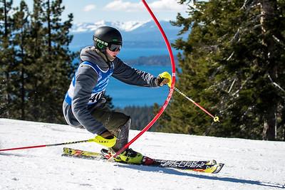 Diamond Peak Slalom 02/13/2018