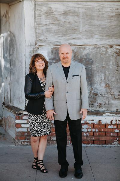 Dave & Kathy Sweet | Headshots May 2016