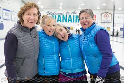 Ladies' Spiel 2019 Team Photos