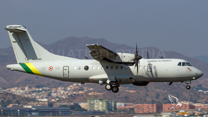 Italy Air Force (Guardia di Finanza) ATR-42 M.M.62166