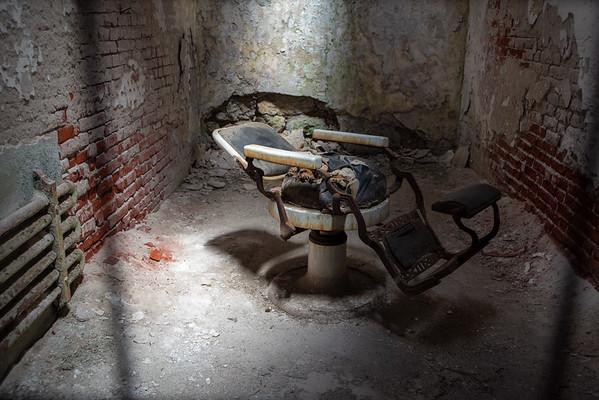 Philadelphia Penitentiary 2018