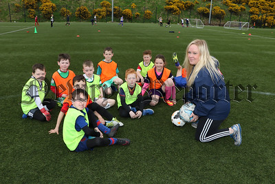 WARRENPOINT TOWN FC EASTER CAMP