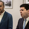 Gibraltar - Chief Minister meets with San Roque Mayor