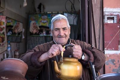 Marrakech, Morocco: Charisma