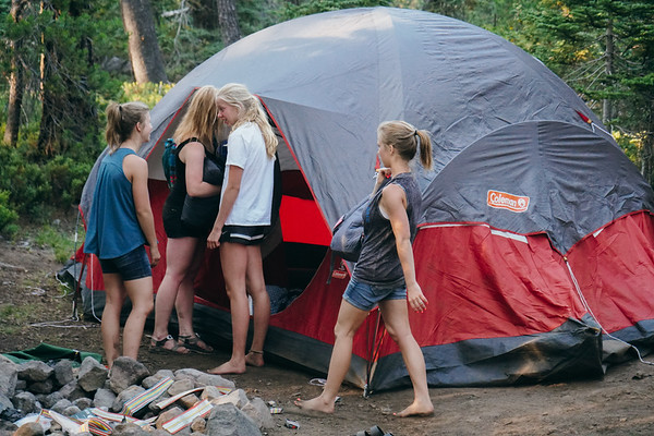 Family Camping Trip - Aug 4, 2017