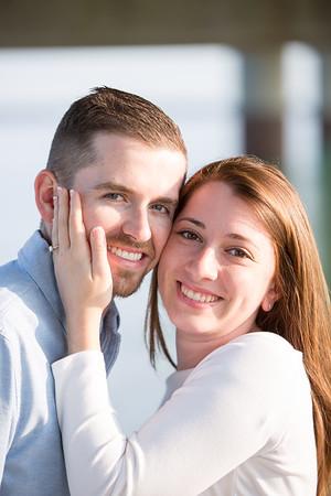 Mackinaw City Engagement Photography Jacob and Eve