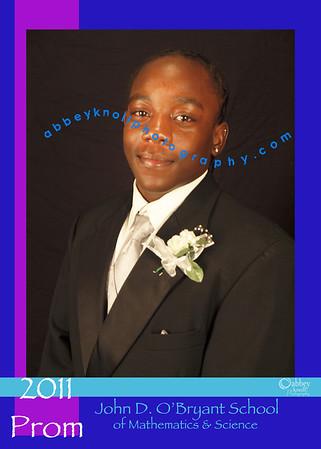 Prom 2011 Portraits