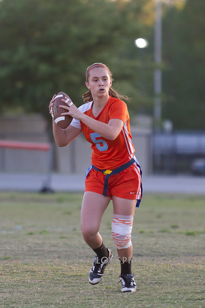 Lake Nona @ Boone Varsity Flag Football - 2011