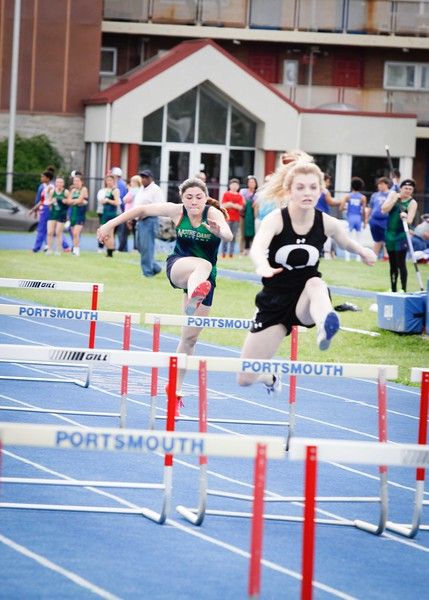 ND at Portsmouth Track Meet