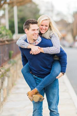 Evan & Ally | Couples Portraits