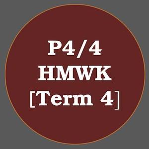P4/4 HMWK T4