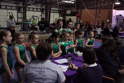 Summit Gymnastics : Session 1 : Lever 3