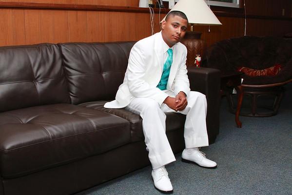 Chris's Prom 2013
