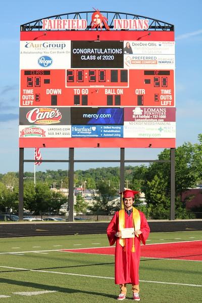 Dylan HS Graduation Photos
