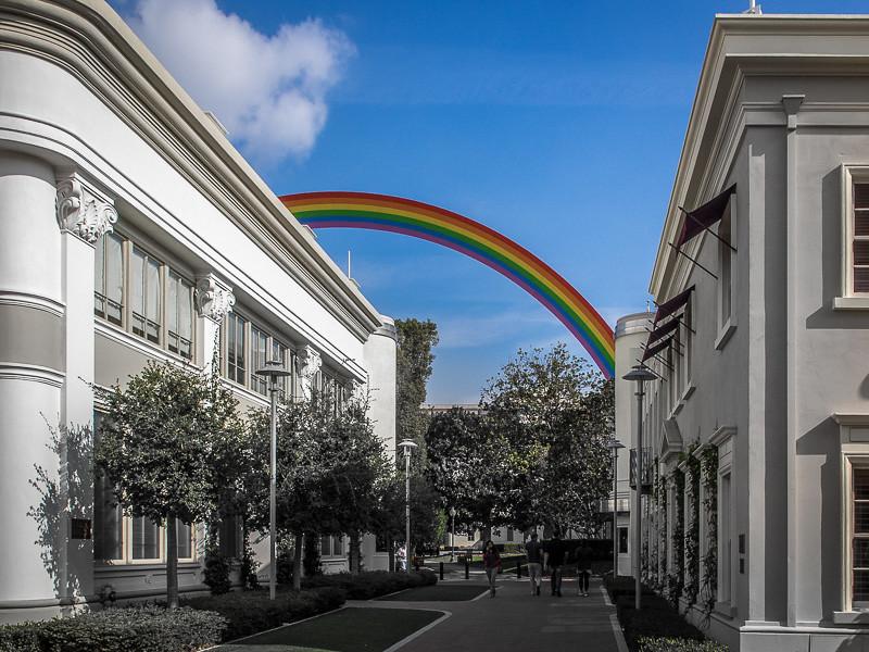 November 13 - Somewhere Over the Rainbow_ Sony Studios_ Culver City_ CA.jpg