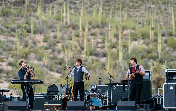 Music in the Canyon, Tucson, AZ 2014