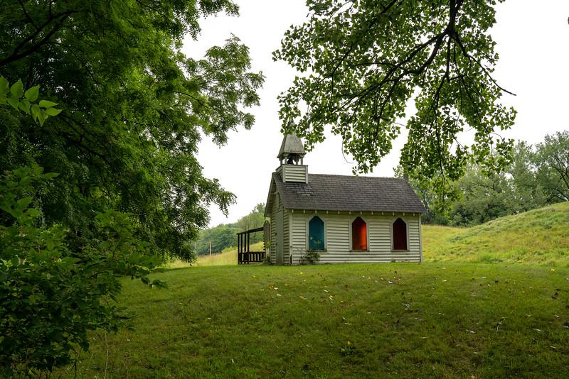 LeClaire Tiny Chapel