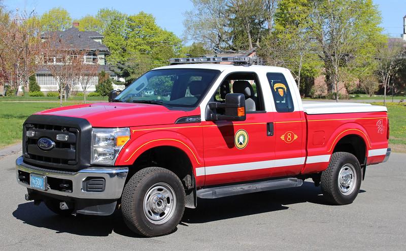 Truck 8 2014 Ford F-250