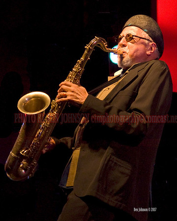 Charles Lloyd Photos - Performing at The Montgomery County Community College - Lively Arts Series