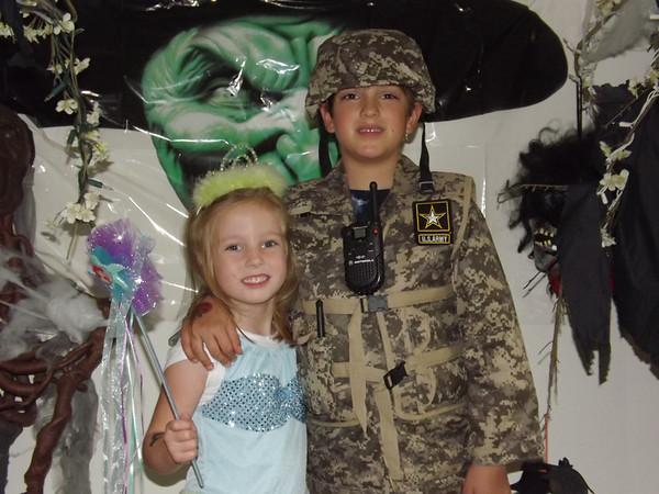 Scarecrow Photobooth