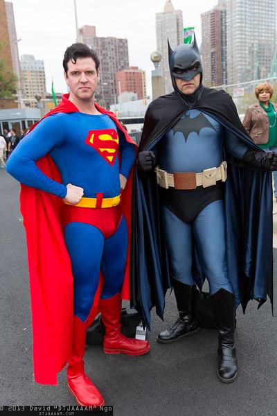 New York Comic Con 2013 - Thursday