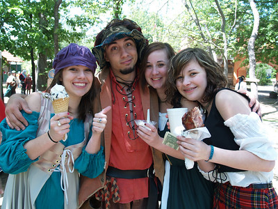Renaissance Faire - May 2008