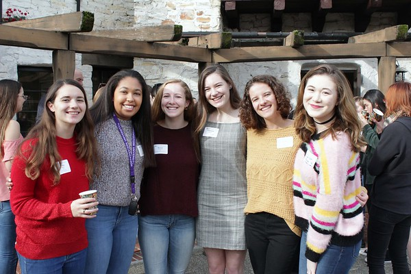 Young Alumnae Christmas Gathering 2018
