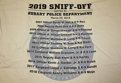 2019 Sniff Off_Hobart IN
