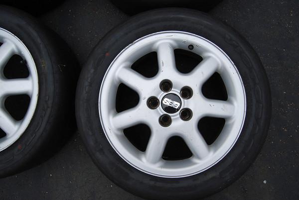 VeeDub wheels and tires