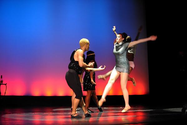12/17/11 Marygrove College - Defining Moments, Senior Showcase