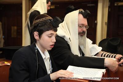Shloimy Nash   Bar Mitzvah