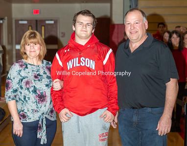 Wilson Senior Wrestling 2019 part 1
