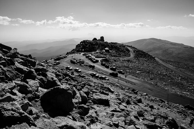 Mount Evans; Colorado; Mt. Evans
