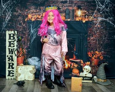 Kaitlyn Halloween 2019